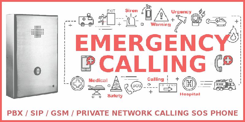 Emergency Intercom / Emergency Calling