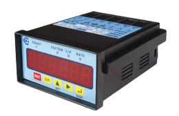 Counter with Speed Indicator