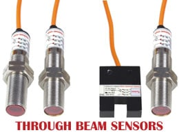 Through Beam Sensors